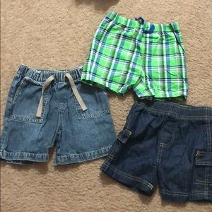 Lot of 3 pair shorts 24 months see pictures;)